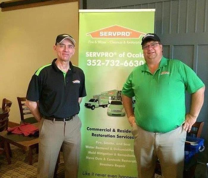 SERVPRO of Ocala Open