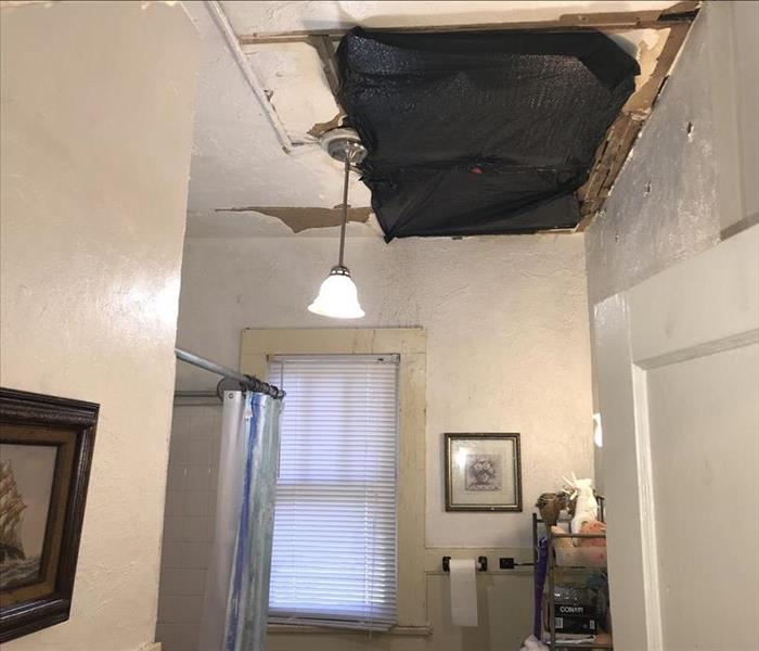 Mold Remediation Older Buildings can Present Challenges Ocala, FL