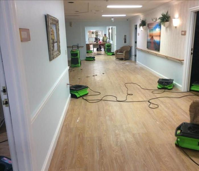 Water Damage Assisted Living Home Water Damage-Belleview, FL
