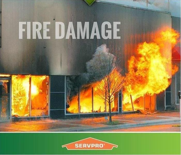 Commercial SERVPRO Commercial Emergency Ready Plan