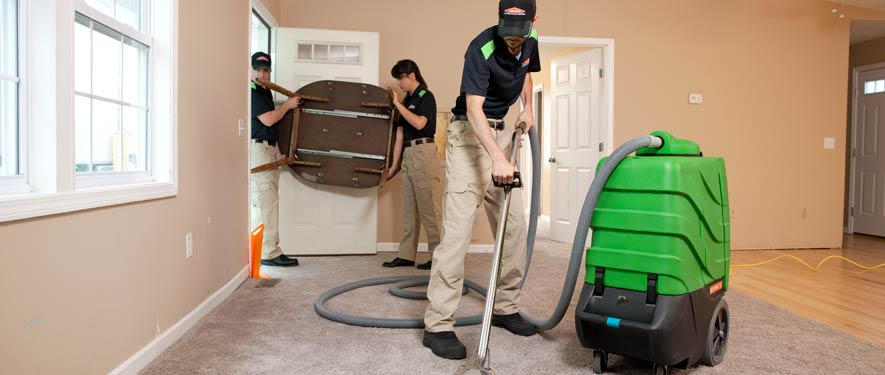 Ocala, FL residential restoration cleaning
